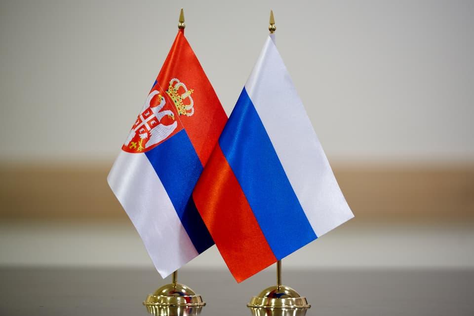 РФ и Сербия готовятся подписать проект экономического сотрудничества